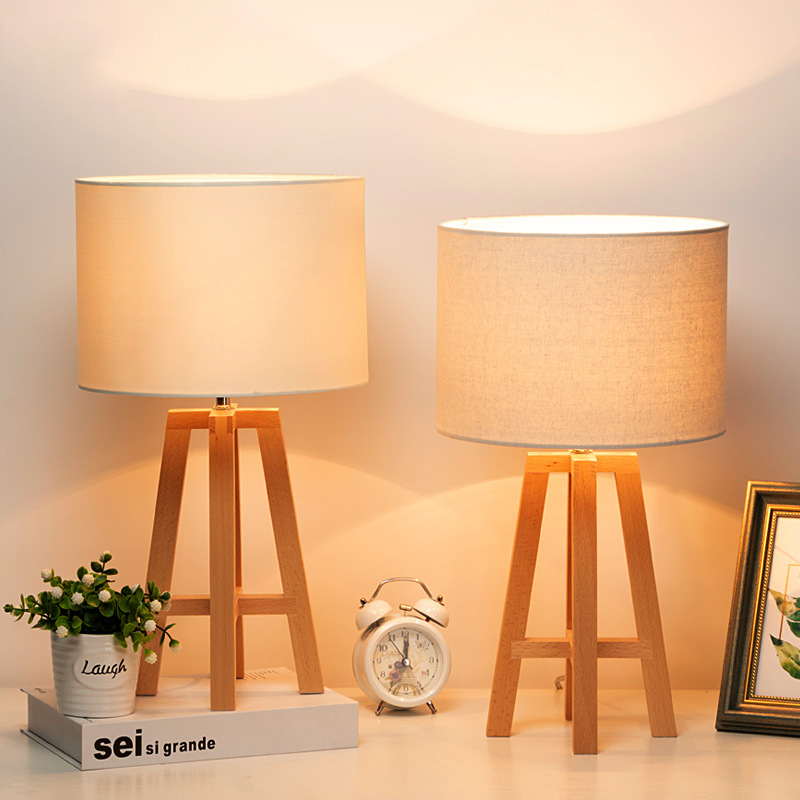 1Applicantion Contemporary Table Lamps