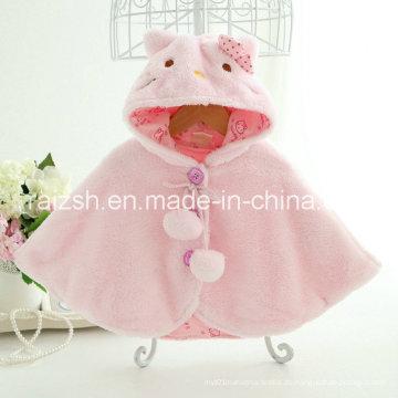 Baby-Umhang Kinder-Umhang-Mantel