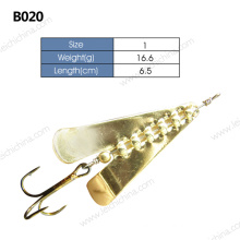 Low Price Good Quality Metal Fishing Lure Spinner