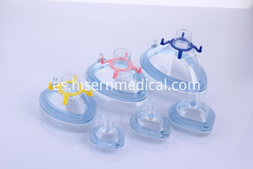 Disposable Anesthesia Mask