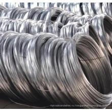 Железный провод с электрооцинкованным покрытием
