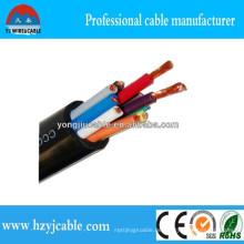 H07rn-F Gummi Schweißen Kabel Schweißen Kabel Spezifikationen Normen IEC60245 Kupfer PVC Schweißen Kabel