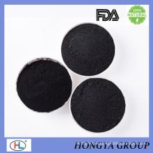 Tipo de carbón activado de alta calidad de precio razonable y carbono activado de forma de polvo