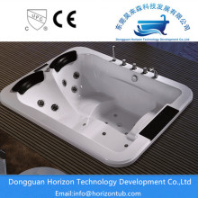 2 osoby Drop in massage Bathtub