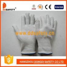 Guantes de trabajo de seguridad para la industria cárnica con guante de resistencia al corte Dcr106