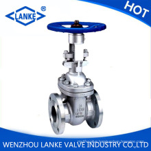 API 150lb Wcb Gate Valve with Flange