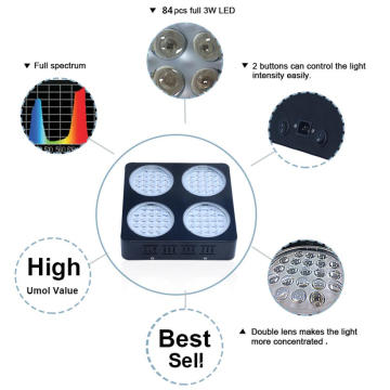 Hydropope Vertical Led Grow Light