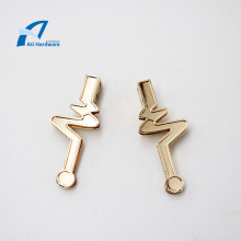 Zink Alloy Hardware Handbag Handle Accessories