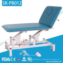 СК-PB012 нержавеющей стали медицинского освидетельствования диван-кровать