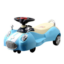 Baby Swing Car avec musique et lumière clignotante, Twist Car