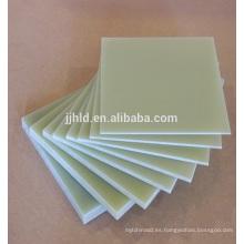 La fabricación ofrece la hoja laminada del vidrio de la fibra