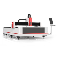 10% Off Factory Supply Fiber Laser Cutting Machine