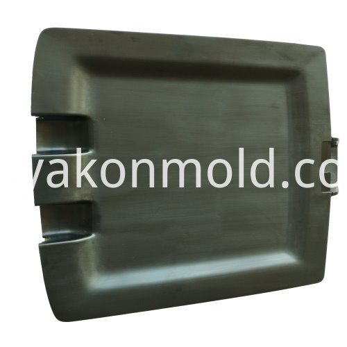 Plastic Compression Molding