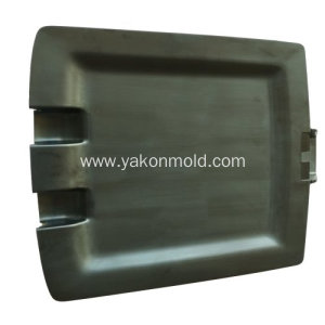 Automotive plastic injection mould 2D and 3D