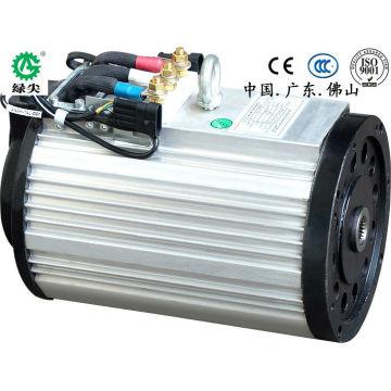 высокое качество 3кВт тягового двигателя для низкой скорости Электрический автомобиль