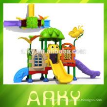 2015 aire de jeux en plein air enfants jouer glisser jardin jouer structure funny park play slide