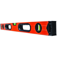 Aluminum Ribbed Spirit Level with Magnets (700811)