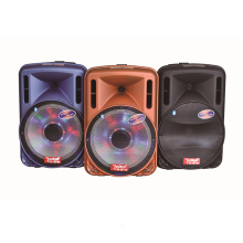 12 Inch Trolley Bluetooth Speaker with 1 Wireless Microphone F12-1