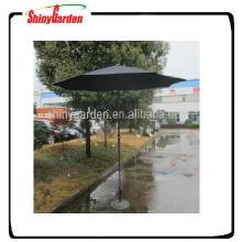 garden alum umbrella with tilt patio umbrella sun umbrella
