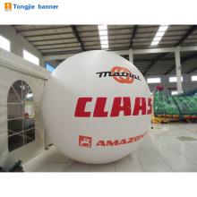 Рекламирующ раздувной воздушный шар с воздуходувкой
