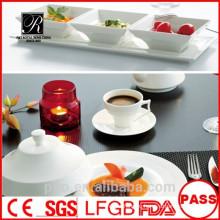 P & T керамический завод, фарфоровые чаши, квадратные чаши, салатницы