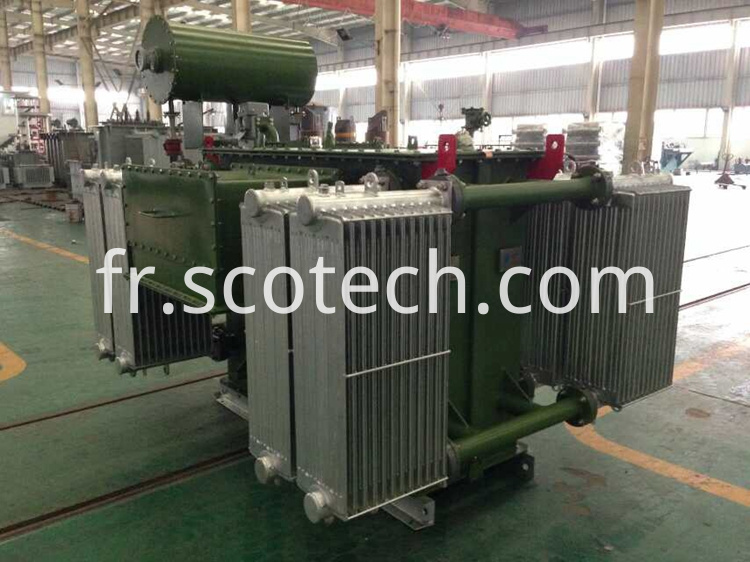 oil immersed distribution transformer 06