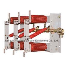 Precio razonable para 24 kV uso interior aislamiento de alto voltaje interruptor-Yfgn-24