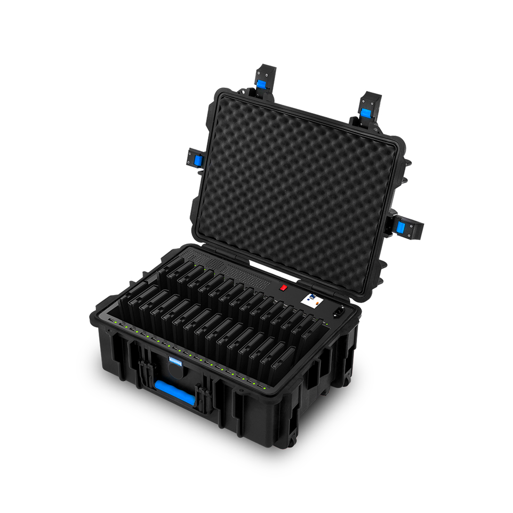 QP Charging Trolley Case