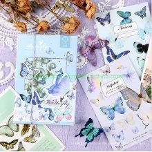 30PCS Per Set Silver Hot Stamp Paper Post Greeting Card