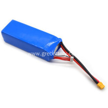 12V RC Car Lipo Battery Pack