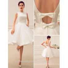 2017 Sexy Backless wedding party Gowns Ruffle Robe De Soiree bridesmaid Dresses MB2587