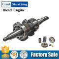 Shuaibang Wholesale Oem Service alta calidad fábrica de alta presión 3 pulgadas Diesel Pumps Crankshaft