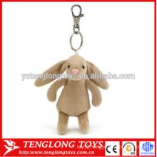 custom animal toy plush keychain