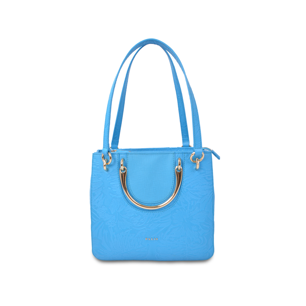 female Genuinne Leather tote Handbags