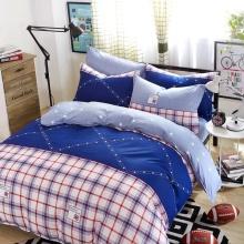 100 % coton Pigment couvre-lit ensemble /Duvet la couverture de l'ensemble