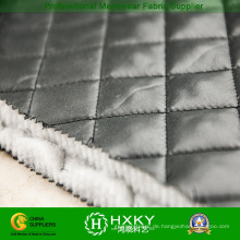 Polyester Ripstop Muster gestepptes Gewebe für Jacke oder Futter