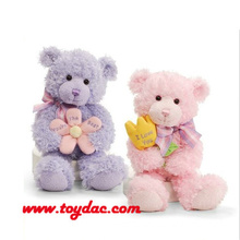 Plüsch rosa Teddybär