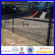 DM PVC COATED chain link fence high ( professional factory)