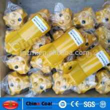 Thread button drill bit for Ore mining