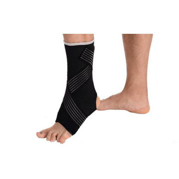Elastisk Sprained Ankle Guard Support
