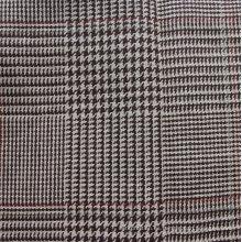 Tela de teñido de hilo de cáñamo (QF13-0075)
