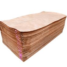 Hot Sales Customized Wood 0.3Mm Thickness Okoume Veneer