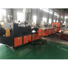 WPC door board profile making machine