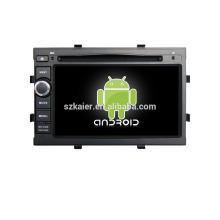 Quad core! Voiture dvd avec lien miroir / DVR / TPMS / OBD2 pour 7 pouces écran tactile quad core 4.4 Android système Chevrolet Cobalt / Spin