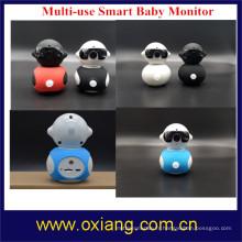 Caméra IP WiFi P2P Pan IR Coupé WiFi Réseau sans fil IP Caméra de sécurité bébé
