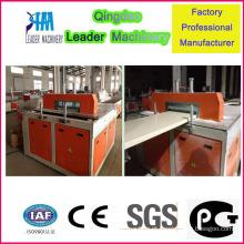 Máquina extrusora de quadro e quadro de porta de PVC WPC
