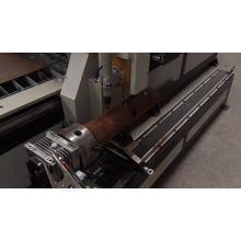 1325 1530 découpeuse de plasma de coupeur de plasma de commande numérique par ordinateur pour le tube rond de plaque métallique