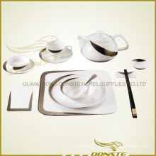 Manchado de cerámica 12 PCS Crescent Series