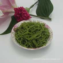 Healthy Spinach Vegan Noodle Shirataki Noodles for Vegetarian