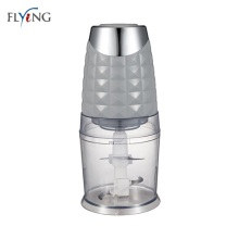 Electric Food Chopper With 0.6L Plastic Bowl